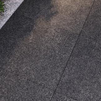 Blue Black Granite Paving